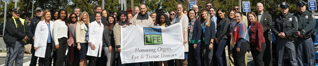 WMC - National Donate Life Month 2